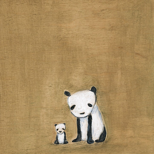 """""""Pandas"""" by Marisa"""