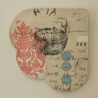 """But"" 20×20 cm (Jasna Sokolovic)"