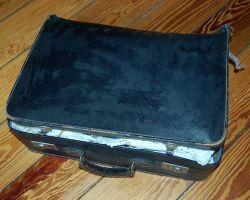 Ein Koffer…