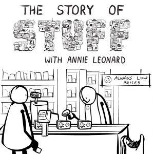 story of stuff . com