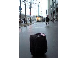 ..ein Koffer in Paris.