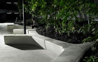 twig concrete . 2007 . Street&Garden, Australia   Escofet, Spain