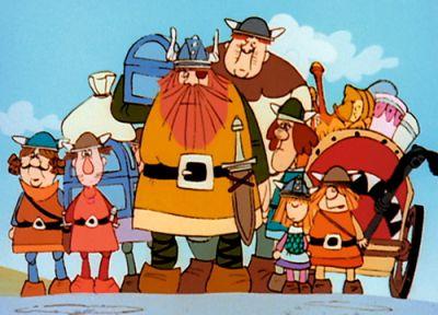 Wickie und sein Clan