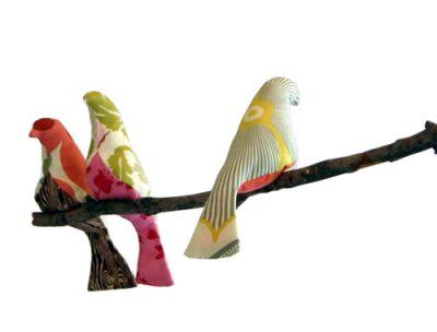 Birdie zum Selbernähen
